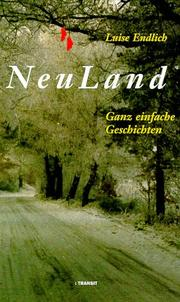 Cover of: NeuLand