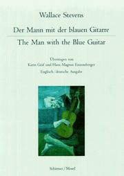Cover of: The man with the blue guitar