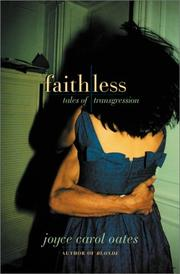 Cover of: Faithless: Tales of Transgression