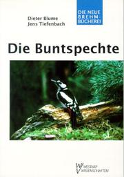 Cover of: Die Buntspechte