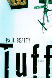 Cover of: Tuff: a novel