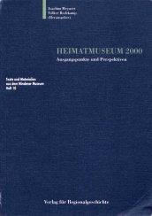 Cover of: Heimatmuseum 2000
