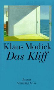 Cover of: Das Kliff