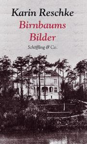 Cover of: Birnbaums Bilder