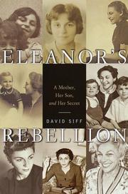 Cover of: Eleanor's Rebellion