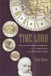 Cover of: Time Lord  | Clark Blaise