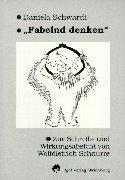 Cover of: F abelnd denken