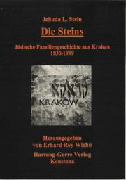 Cover of: Die Steins