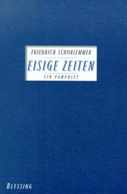 Cover of: Eisige Zeiten