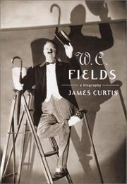 Cover of: W.C. Fields | Curtis, James