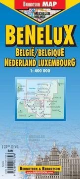 Cover of: Benelux (Road Maps) |