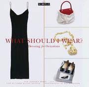Cover of: What should I wear?