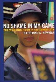 Cover of: No shame in my game