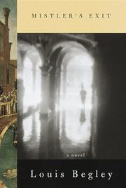 Cover of: Mistler's exit