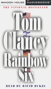 Cover of: Rainbow Six (Tom Clancy)
