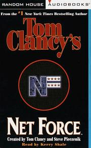 Tom Clancy's Net Force by Tom Clancy, Netco Partners, Steve Perry, Larry Segriff, Steve R. Pieczenik
