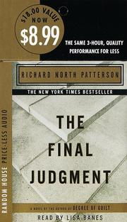 Cover of: Final Judgment (Price-Less)