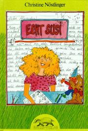 Cover of: Echt Susi