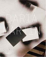 Cover of: Daria Martin | Catherine Wood