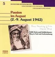 Passion im August (2.-9. August 1942) by