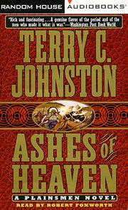 Cover of: Ashes of Heaven (Johnston, Terry C., Plainsmen (New York, N.Y.).)