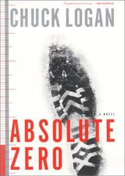 Cover of: Absolute zero