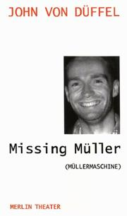 Cover of: Missing Müller