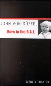Cover of: Born in the R.A.F
