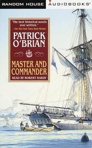 Cover of: Master and Commander
