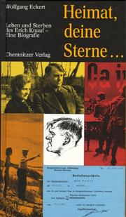 Cover of: Heimat, deine Sterne--