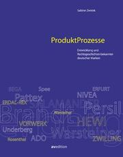 Cover of: ProduktProzesse