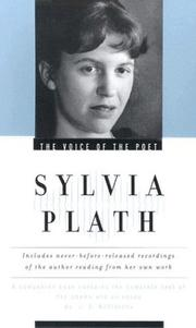 Cover of: Voice of the Poet: Plath