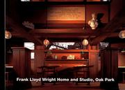 Frank Lloyd Wright home and studio, Oak Park by Elaine Harrington