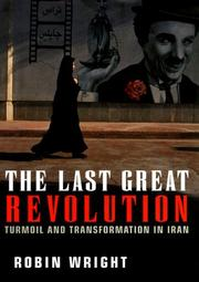 Cover of: The Last Great Revolution