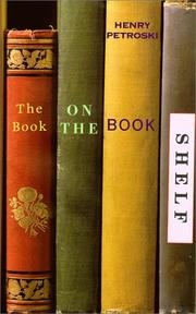 Cover of: The book on the bookshelf