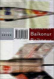 Cover of: Baikonur