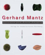 Cover of: Gerhard Mantz