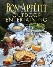Cover of: Bon Appetit Outdoor Entertaining