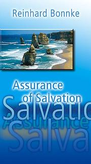 Cover of: Assurance of Salvation