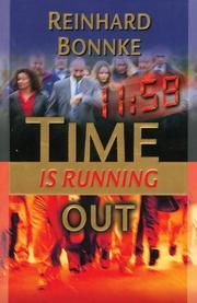 Cover of: Time is Runnning Out