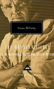 Cover of: The border trilogy | Cormac McCarthy