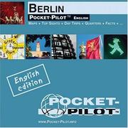 Cover of: Berlin Pocket Pilot Map