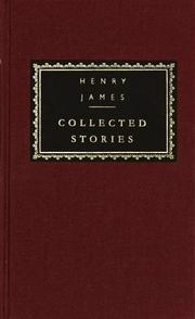 Cover of: Henry James by Henry James, Jr.