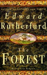 Cover of: The Forest | Edward Rutherfurd