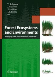 Forest Ecosystems and Environments by