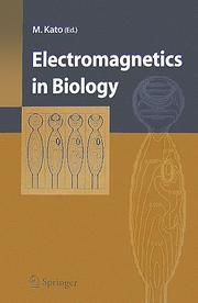 Cover of: Electromagnetics in Biology