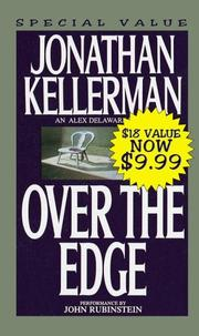 Over the Edge (Jonathan Kellerman)