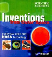 Cover of: Scientific American: Inventions from Outer Space