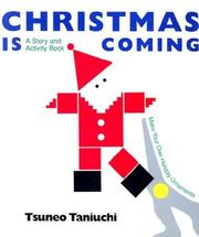 Cover of: Christmas is coming | Tsuneo Taniuchi