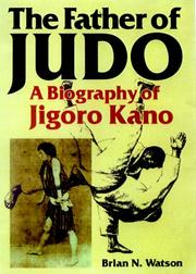 Cover of: The Father of Judo